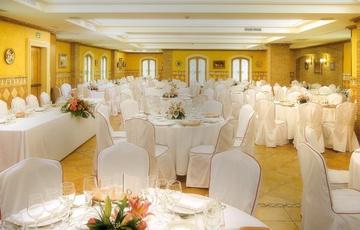 Sala Andalucía Hotel Torreluz Centro