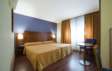 Stanza Hotel Torreluz Centro